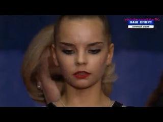 Дина Аверина(лента), финал\\Гран-При москва 2017