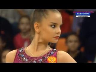Дина Аверина(мяч), финал\\Гран-При Москва 2017