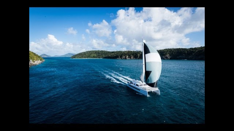 New Catana 59 - Transat