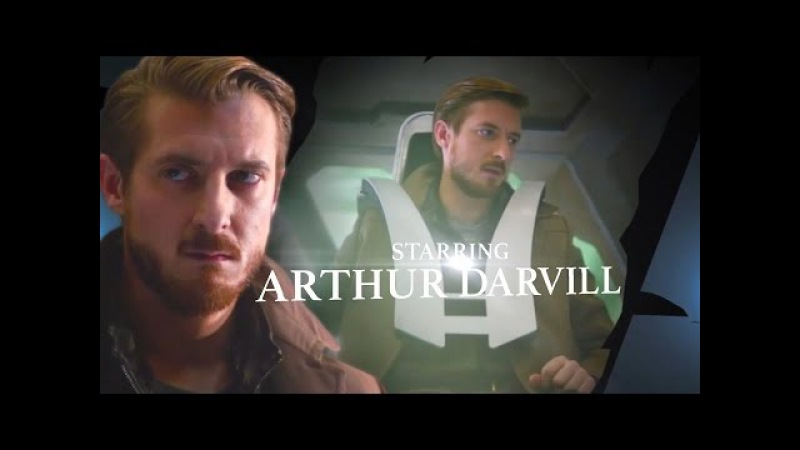 Legends of Tomorrow intro Smallville style