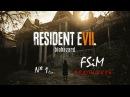 Resident Evil 7 Biohazard №1 ► Lets play на стриме ◄ Добро пожаловать в семью -_-