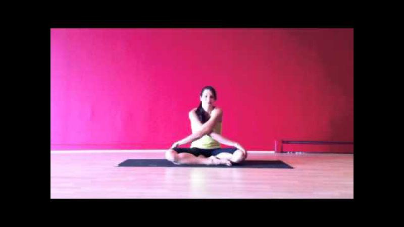 Seated Yoga Sequence w/ Rebecca Pacheco