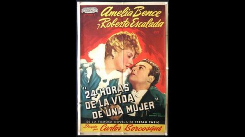 24 HORAS DE LA VIDA DE UNA MUJER-1944-Amelia Bence- » Freewka.com - Смотреть онлайн в хорощем качестве