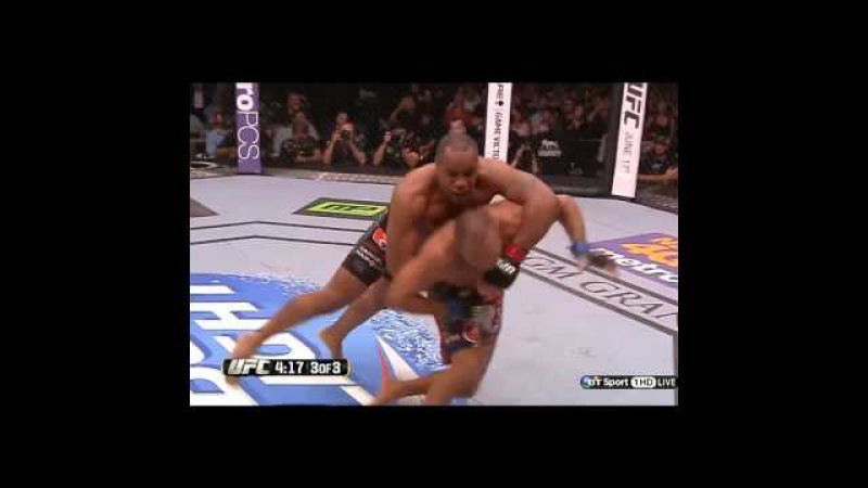 Daniel Cormier Takedown Highlight