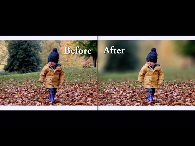 How to blur background in photoshop CS6 - tilt shift effect in photoshop