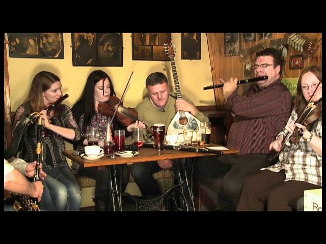 O'Connor's Pub OAIM Launch Clip 1 Traditional Irish Music from