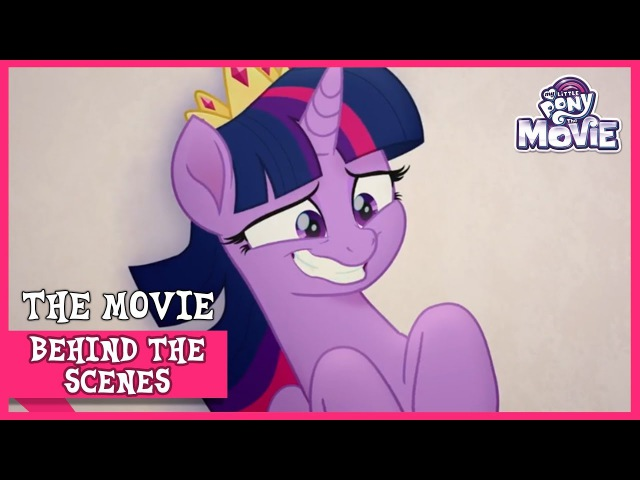 MLP: The Movie – Behind the Scenes (Voice Actors Trailer!) [HD]