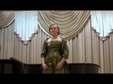 Елизавета Дмитриева, М.И.Глинка - Не искушай меня без нужды