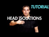 How to do Head Isolations Side to Side (Hip Hop Dance Moves Tutorial)  Mihran Kirakosian