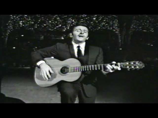 Domenico Modugno - Vecchio frac [HD]