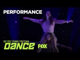 Taylor &amp Lex's Contemporary Performance  Season 14 Ep. 14  SO YOU THINK YOU CAN DANCE