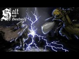 Salt and Sanctuary (Coop Local) PT-BR - Dark Souls 2D (Com Facecam)