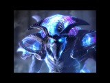 Starcraft 2 - реплики Гибрида.