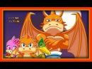 Мультик игра Дракончик Драко! Новинка для детей. Мультфильм про динозавров.