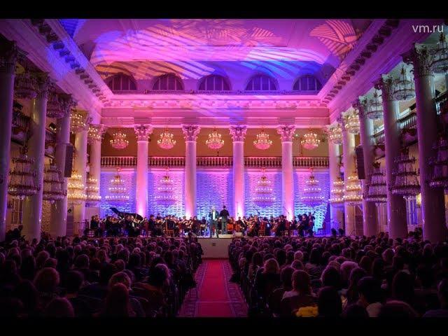 Дмитрий Янковский - сольный концерт в Колонном Зале Дома Союзов 25 мая 2017.
