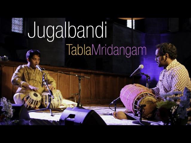 Jugalbandi tabla - mridangam - Shahbaz Hussain Pirashanna Thevarajah