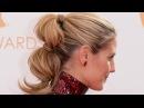 How to Get Heidi Klum's Emmy Hair: #THIS. w/ Elizabeth Holmes