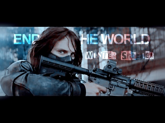 Bucky Barnes ‖ End of the WORLD