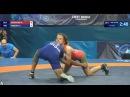 Наталья Варакина Беларусь - Ankush ANKUSH IND 49 kg 1/8