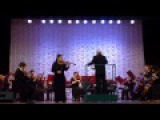 Иоанна Бултадаки. В.А.Моцарт, концерт для скрипки с оркестром №5