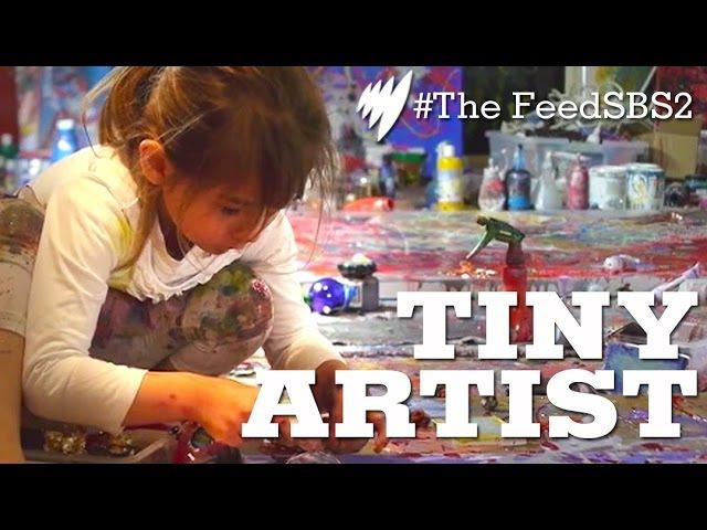 Child Artist Aelita Andre I The Feed