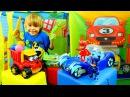 Kamyon oyunu 🚛 Oyuncak kamyonu BOZAN KIM 🔧 PJ Maskeler ile tamirciye gidelim Yük taşıma oyunu