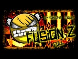 Fusion Z (FULL) - by Manix648 &amp more Extreme Demon  , Geometry Dash (M)