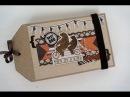 Как сделать мини альбом из карточек своими руками - Скрапбукинг мастер-класс / Aida Handmade