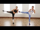 5 Minute Standing Flat Belly Workout Class FitSugar