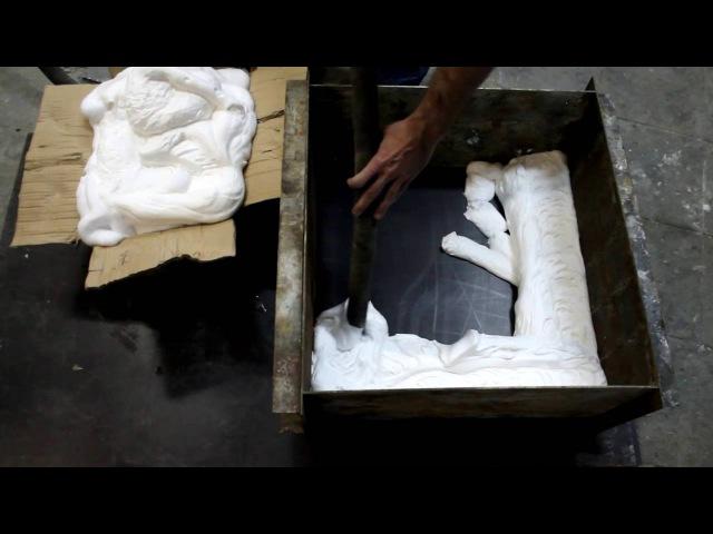 УПГ-5. Обучение работе, производство пензола.