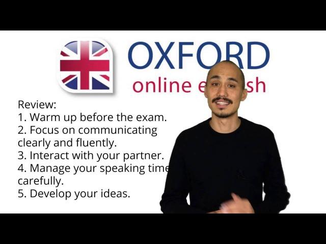 CAE Speaking Exam Advice - Preparing for the CAE Speaking Test
