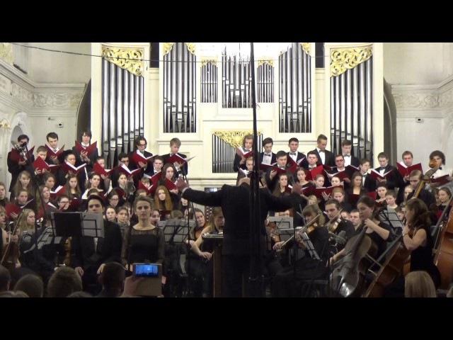 Форе. Реквием. II. Offertoire - Виктор Сагиров