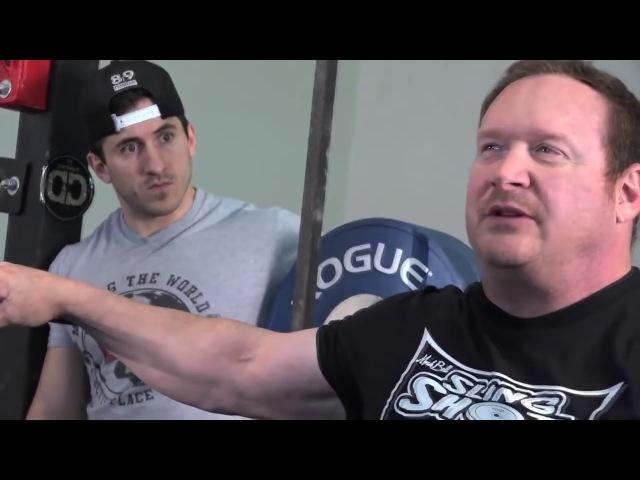 Легендарный Эд Коан рассказывает о приседании и становой тяге / Legendary Ed Coan Squat Deadlift