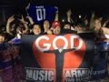 Bangkok Bitec 29.04.2017 Armin van Buuren King of Trance TOGETHER FESTIVAL