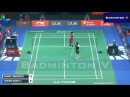 Badminton 2017 SingaporeO Akane YAMAGUCHI vs CHEUNG Ngan Yi