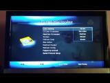 U2C S+ Mini-Maxi- Первый взгляд на меню ресивера