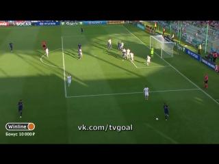 Чeмпиoнaт Eвpoпы U-21. Slovakia 1:1 England | Mocoн
