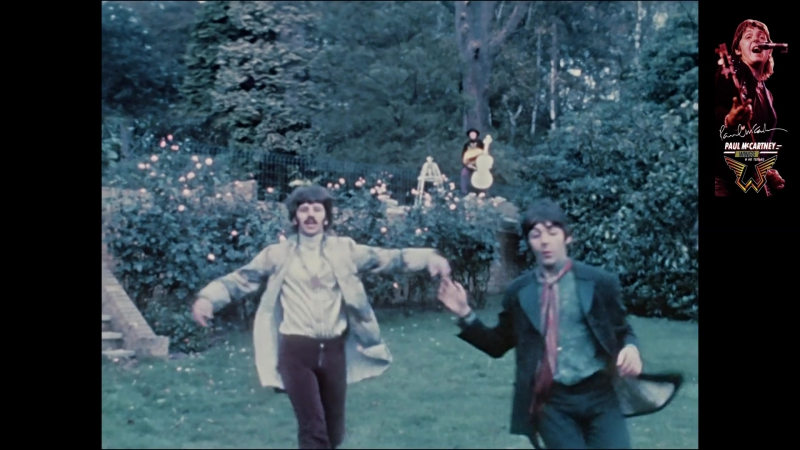 Magical Mystery Tour (13/17) Director's Commentary by Paul McCartney (2012)
