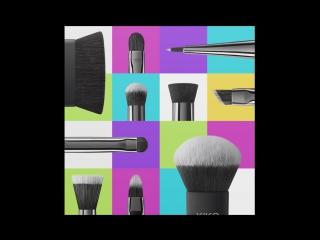 Кисти для макияжа - Kiko Milano