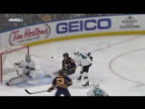 Баффало - Сан-Хосе 5-4(ОТ). 08.02.2017. Обзор матча НХЛ