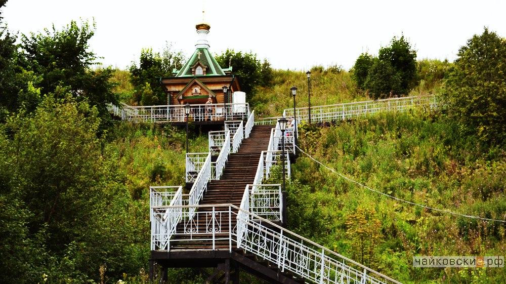 Белогорский мужской монастырь, Пермский край, 2017 год год
