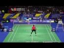 Viktor Axelsen power smash 2014 INTERSPORT European Championships