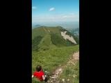 Подьем на гору Бештау