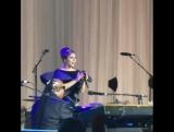 Lady Gaga на дне рождении Элтона Джона  25.03.17