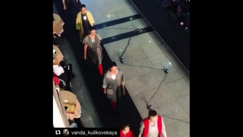 Показ Momot на Grand Plaza Fashion Award