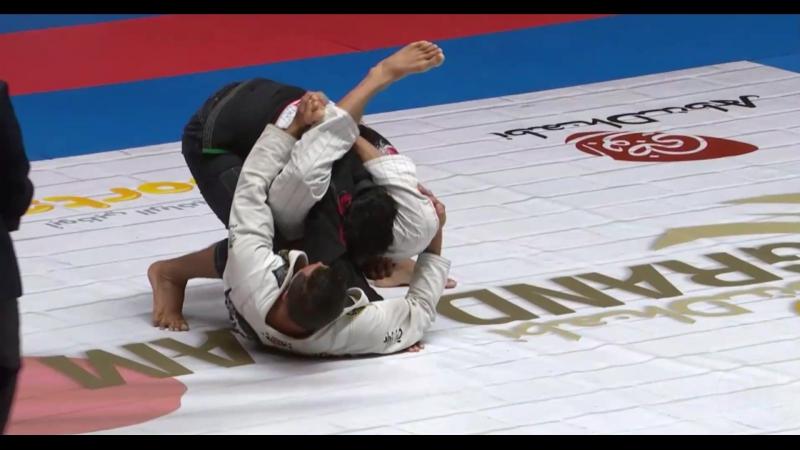 Sada Kurimori vs Fabio Sugawara TokyoGS