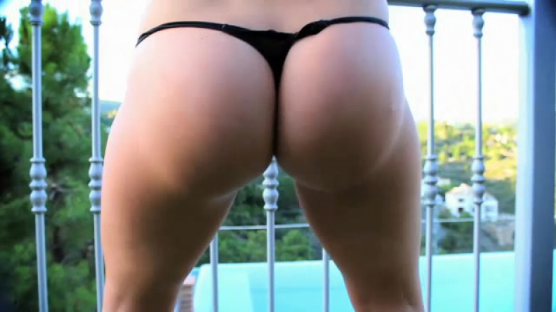 Anastasia Harris - Oil Booty