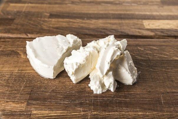 """Домашний сыр """"Филадельфия"""". Ингредиенты: Молоко — 1 л Кефир —"""