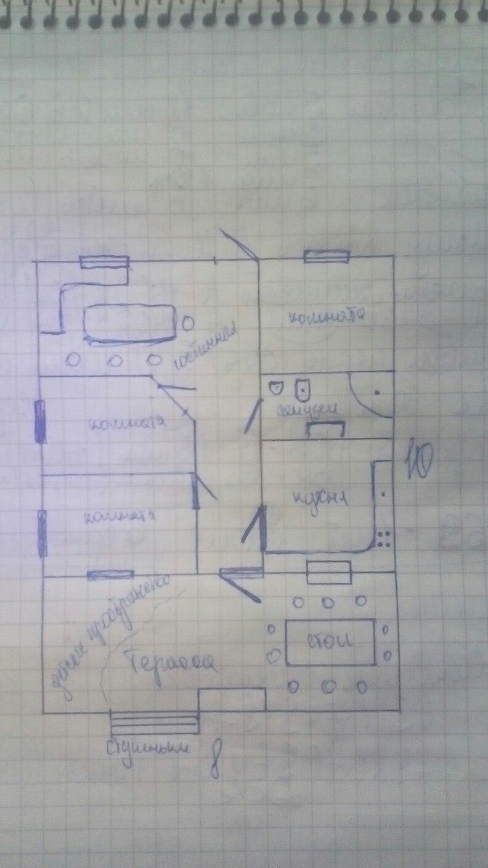 Нужен рабочий проект частного дома