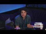 25.07.2017 - Роберт на Howard Stern Show в SiriusXM Studios «Хорошее время»#7
